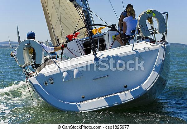 Leisure Sailing - csp1825977