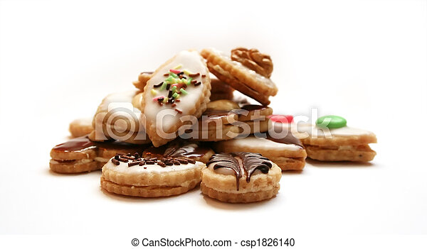 Christmas confectionery - csp1826140