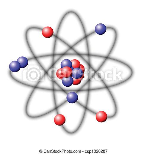 Atom - csp1826287
