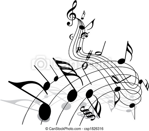 Music theme - csp1826316
