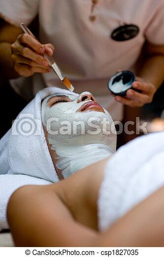 Spa Treatment - csp1827035