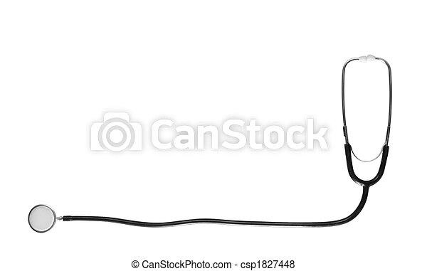 stethoscope - csp1827448