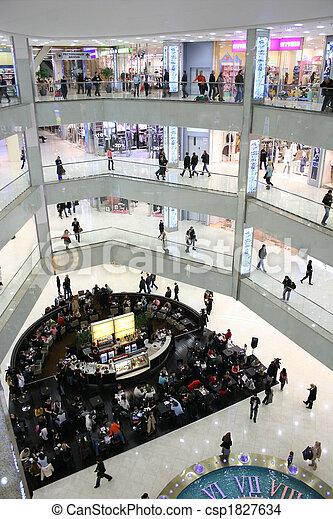 trade centre - csp1827634