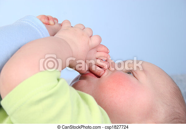 Stock foto baby zogen voet stock beelden beelden royalty vrije foto stock foto 39 s stock - Baby voet verkoop ...