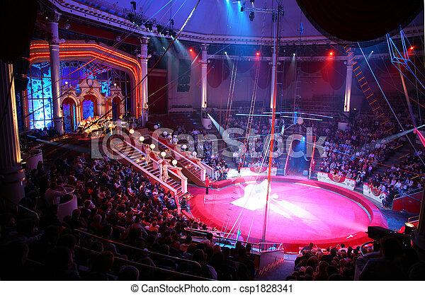 circus arena 2 - csp1828341