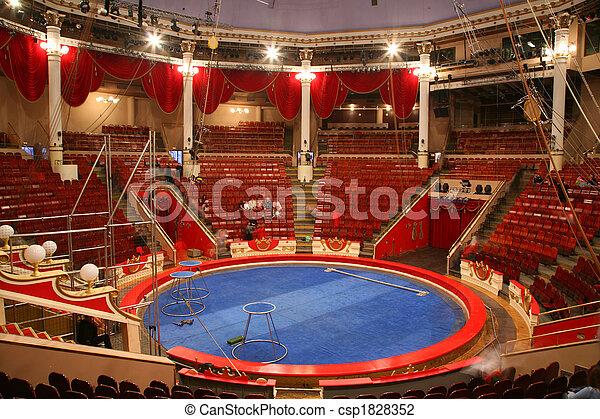 circus arena 2 - csp1828352