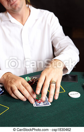 Card gambling - csp1830462