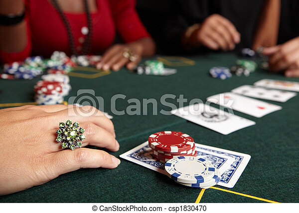 Card gambling - csp1830470