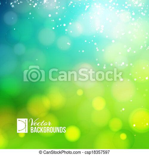 spring background - csp18357597