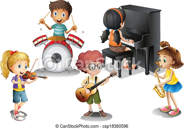Talented Clipart