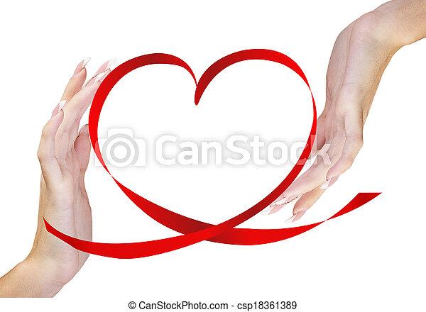 valentines, Dia - csp18361389