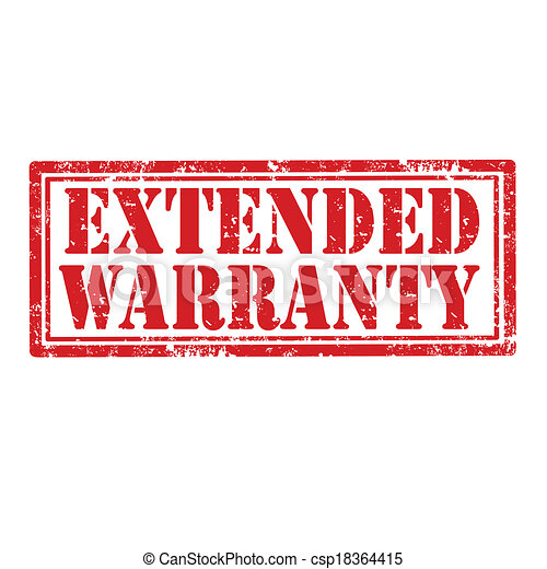 Extended Warranty Logo Extended Warranty-stamp