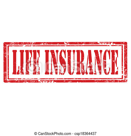 Life Insurance Stamp 18364437 on Insurance Icon Clip Art