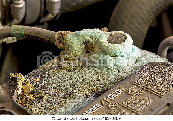 How To Clean Car Battery Corrosion With Coke