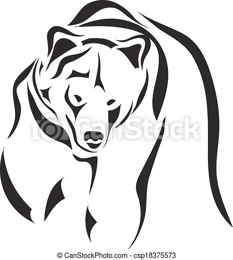 Vecteur Tatouage Croquis Animal 18375573 besides How To Draw A Kangaroo moreover Organisation chart additionally Drawn 20koala 20simple moreover Cartoon Coloring Pages For Kids. on polar bear cartoon images