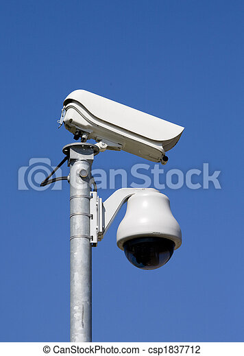 Security camera - csp1837712