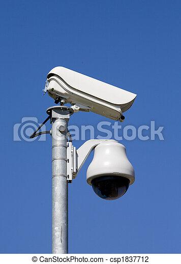 Security camera - csp1837712
