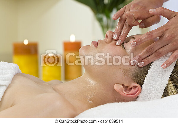 Facial Treatment - csp1839514