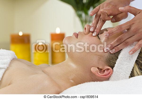 Facial Treatment - csp1839514