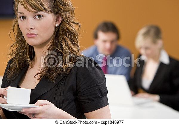Office Politics - csp1840977