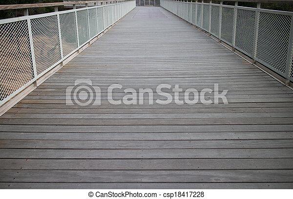 Steel bridges - csp18417228