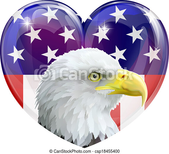 American flag eagle Illustrations and Clip Art. 1,888 American ...