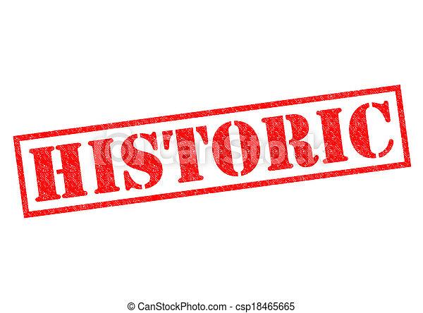 HISTORIC - csp18465665