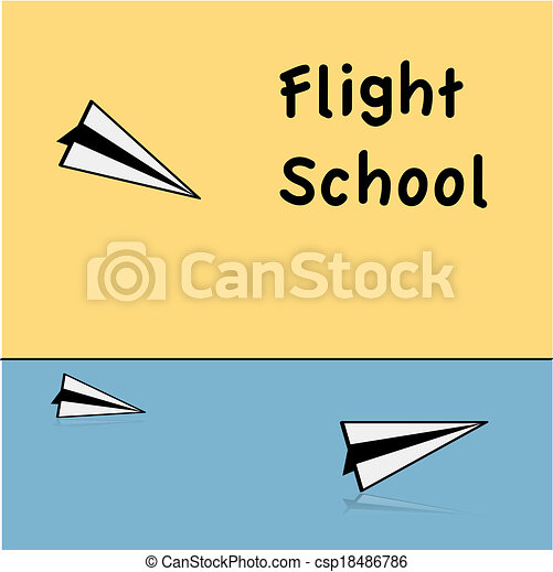 Aviation school papers free