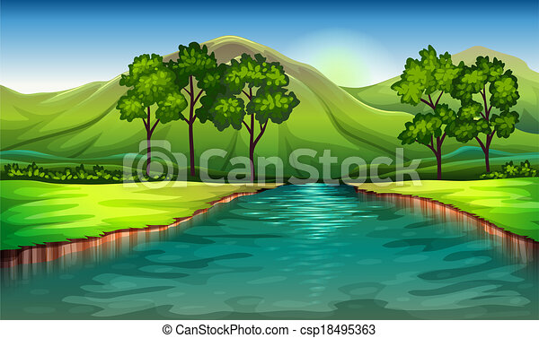 How To Draw Water Resources
