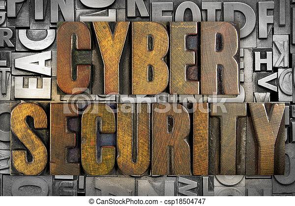 セキュリティー,  Cyber - csp18504747