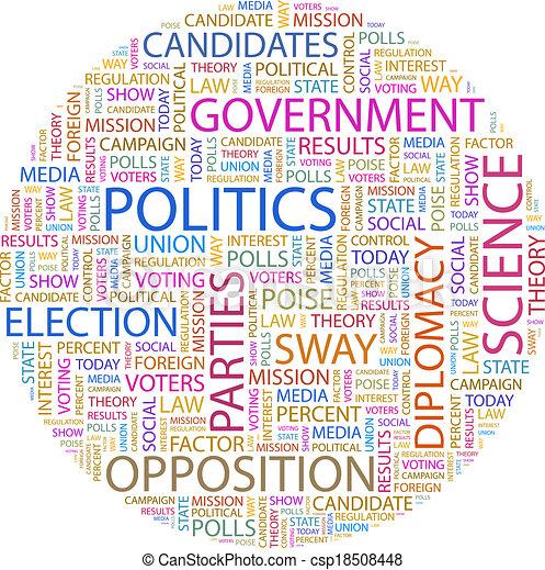 POLITICS. - csp18508448