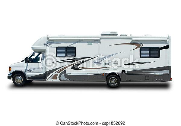 Recreational Vehicle - csp1852692
