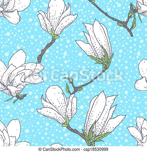 Vetor eps de vindima vetorial padr o magn lia flores for Sala de estar 3x5