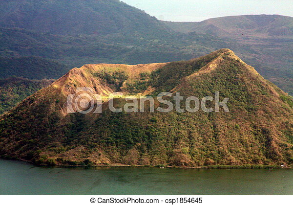 Taal Volcano  PH-1179 - csp1854645