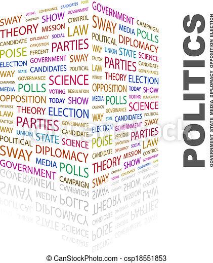 POLITICS. - csp18551853