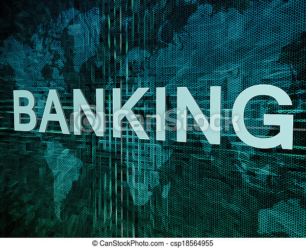 Banking - csp18564955