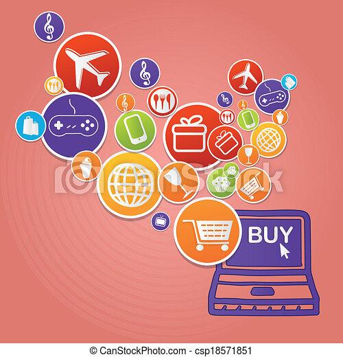 ecommerce - csp18571851