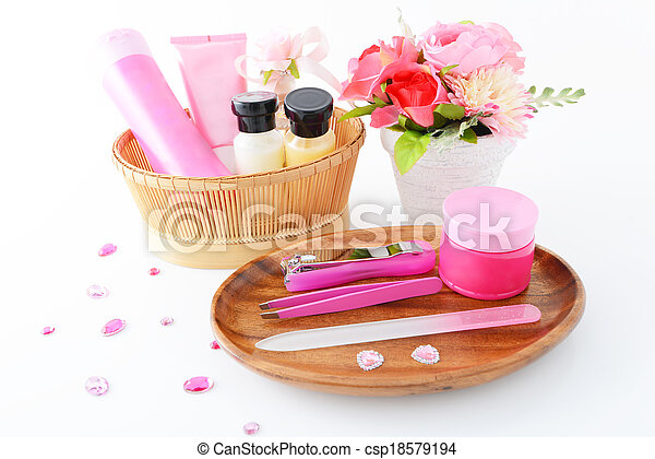 Nail care tools - csp18579194