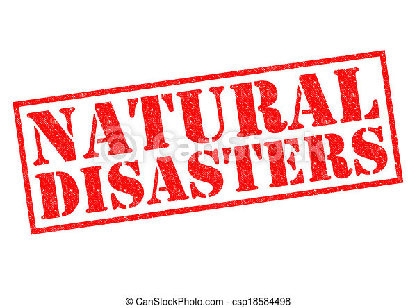 Natural Disasters Graphics