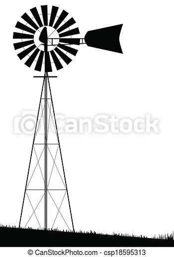Wind windmill Clipart and Stock Illustrations. 7,637 Wind windmill ...