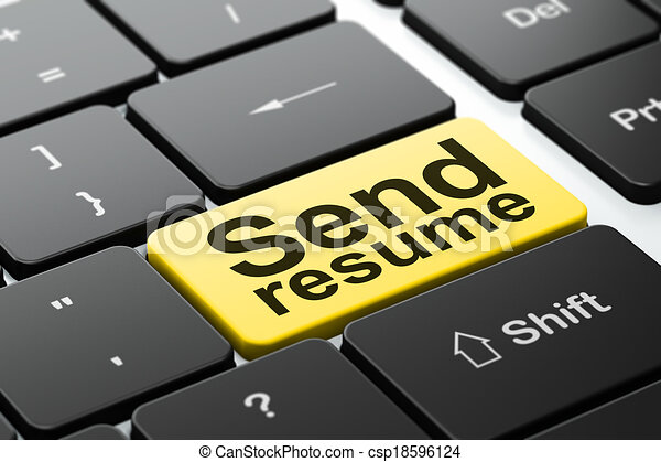 Resume on by keyboard
