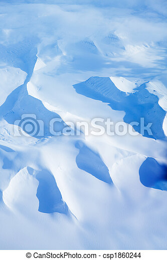 Snow Covered Mountains - csp1860244