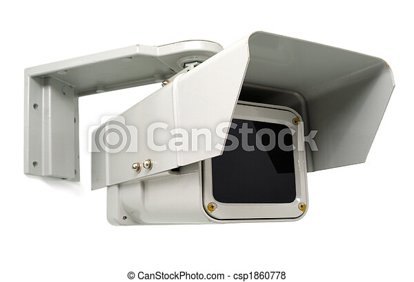 Security Camera - csp1860778