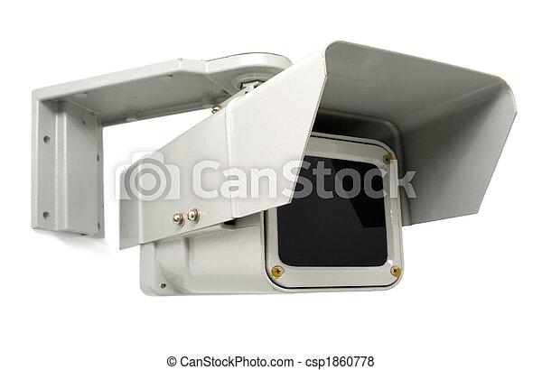 Security Camera - csp1860778