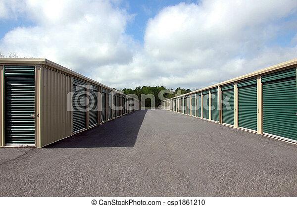 self storage - csp1861210