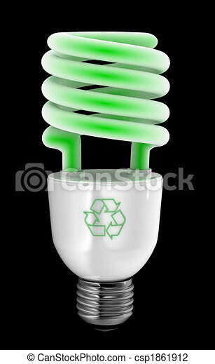 Green Energy Saver - csp1861912