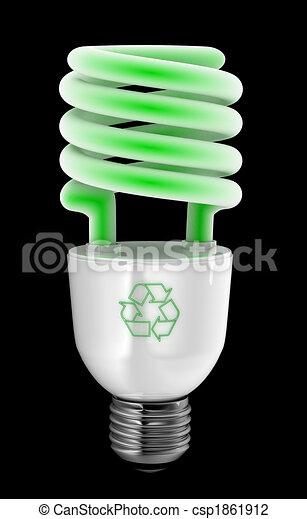 Green Energy Saver - csp1861912