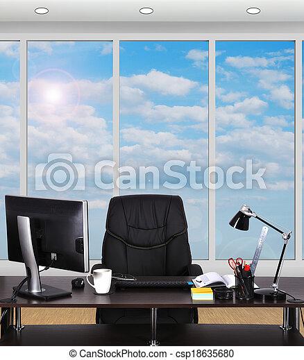 オフィス - csp18635680