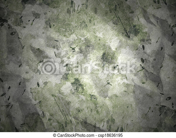 Camouflage military background - csp18636195