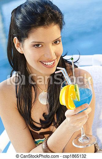 Latina Cocktail - csp1865132